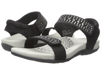 Aetrex Maria Black Women's Sandals