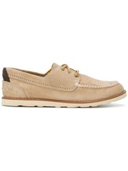 Timberland Classic Boat Shoes Nude And Neutrals