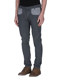 Alessandro Dell'acqua Casual Pants Grey