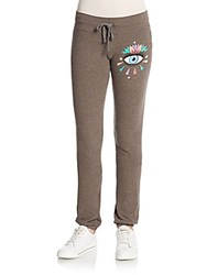 Wildfox Couture Third Eye Lounge Pants Firestone