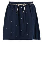 Gaastra Ketch Aline Skirt Polka Dot Dark Blue