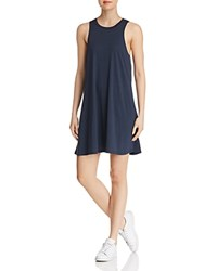 Alternative Apparel A Line Tank Dress Midnight Blue