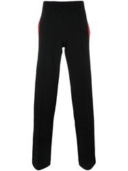 Givenchy Side Stripe Track Pants Black