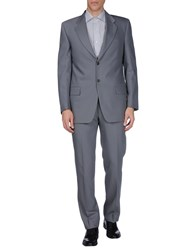 Maestrami Suits And Jackets Suits Men Grey