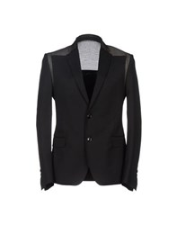 Cnc Costume National Costume National Homme Suits And Jackets Blazers Men Black