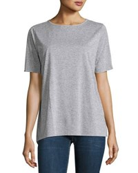 Cheap Monday Short Sleeve Back Crossover Top Anti Melan