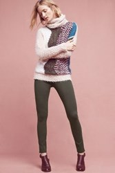 Anthropologie Gilla Leggings Moss