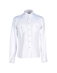 Original Vintage Style Shirts Shirts Men White