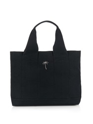 Tomas Maier Canvas Palm Tote