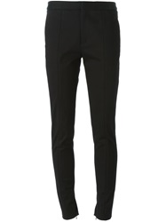 Maison Martin Margiela Maison Margiela Skinny Tailored Trousers Black