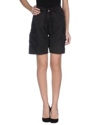 Twin Set Simona Barbieri Bermudas Steel Grey