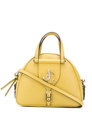 Jimmy Choo Small Varenne Bowling Bag 60