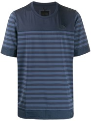 The North Face Layered T Shirt Blue