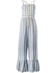 See By Chloe Flared Jumpsuit