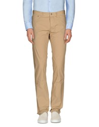 Iceberg Trousers Casual Trousers Men Sand