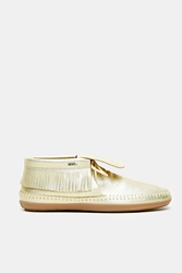 Vans Gold Women's Moccasin
