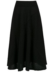 Cecilia Prado Marisa Knit Skirt Black