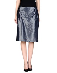 Amaya Arzuaga Skirts Knee Length Skirts Women Lead