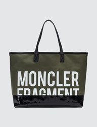 Moncler Genius X Fragment Design Shopping Bag