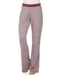 Ugg Marled Knit Wide Leg Pants Aster