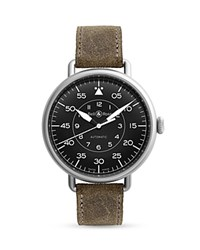 Bell And Ross Ww1 92 Military Watch 45Mm Black Brown