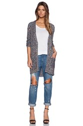 Bcbgeneration Boyfriend Cardigan Purple