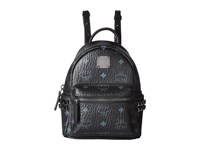 Mcm Stark Side Stud Mini Backpack Black Backpack Bags