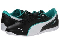 Puma Mamgp Drift Cat 6 Leather Black White Spectra Green Men's Shoes