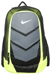 Nike Performance Vapor Speed Rucksack Black Volt Metallic Silver