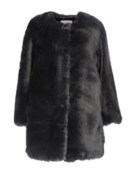 Annie P. Coats And Jackets Faux Furs Lead