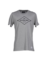 A Question Of T Shirts Grey