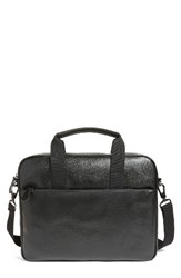 Ted Baker Men's London Morcor Leather Briefcase