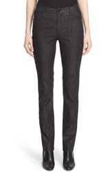 Lafayette 148 New York Women's Curvy Fit Stretch Slim Leg Jeans