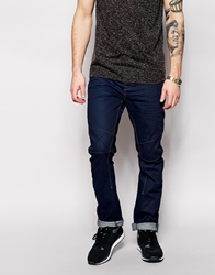 Voi Jeans Boston Straight Fit Jean Blue