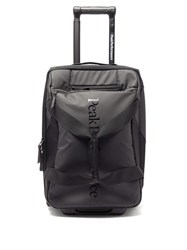 Peak Performance Vertical Cabin Suitcase Black