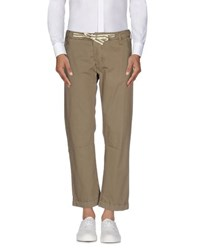 Tommy Hilfiger Denim Trousers 3 4 Length Trousers Men Military Green