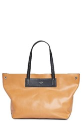 Rag And Bone Compass Everyday Leather Tote Beige Tan
