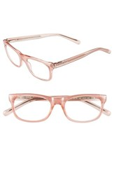 Women's Bobbi Brown 'The Soho' 50Mm Reading Glasses Rose