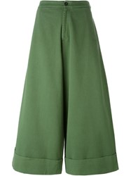 Societe Anonyme 'Berlino' Trousers Green