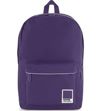 Pantone Large Backpack Purple