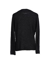 Madson Discount Knitwear Jumpers Men Black