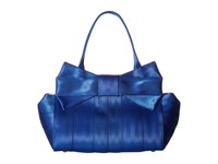 Harveys Seatbelt Bag Bow Mini Cobalt Handbags Blue