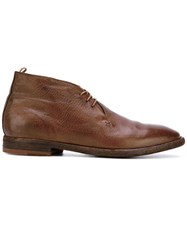 Officine Creative Princeton Boots Men Calf Leather Leather 44 Nude Neutrals
