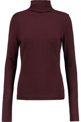 Giambattista Valli Jersey Turtleneck Top