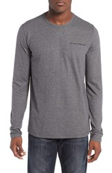 Under Armour Men's Charged Cotton T Shirt Carbon Heather