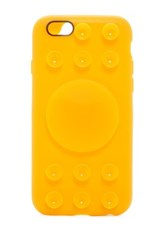 Marc By Marc Jacobs Suction Cup Iphone 6 Case Orange