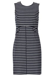Dorothy Perkins Izabel London Navy Sleeveless Dress