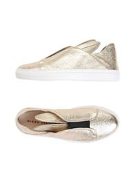 Minna Parikka Sneakers Gold