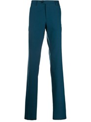 Etro Fitted Tailored Trousers 60