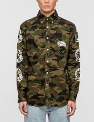 Billionaire Boys Club Camo Shirt